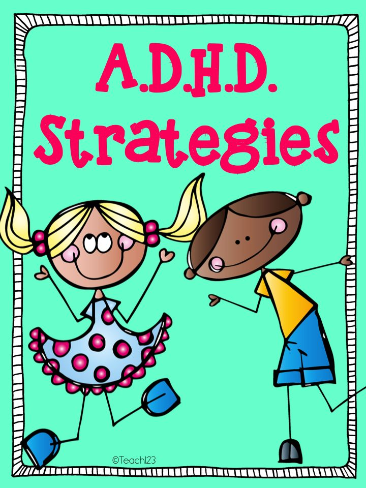 strategies for managing ADHD in the classroom