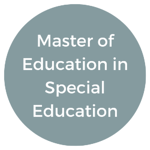 Master of Education in Special Education