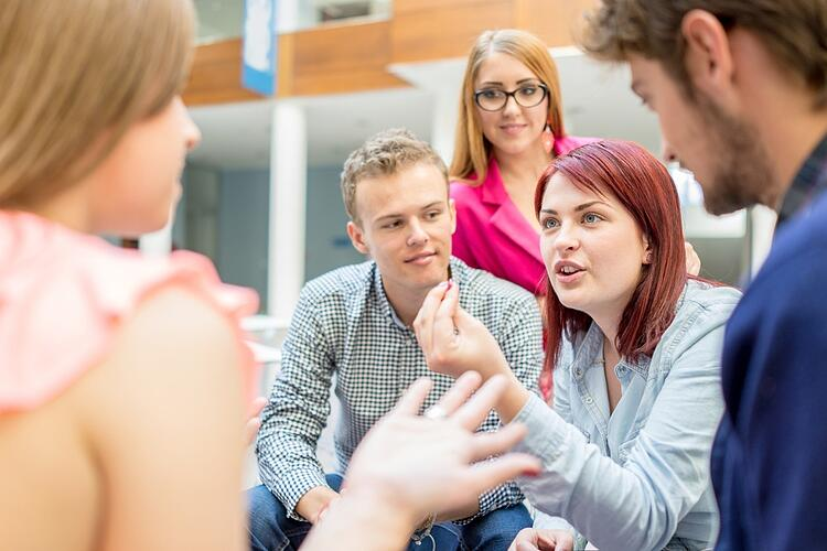 resolving conflict in the classroom