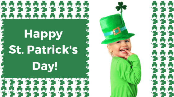 _St. Patrick's Day Blog Banner