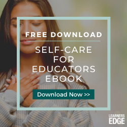 Self-Care eBook LE Blog Ad