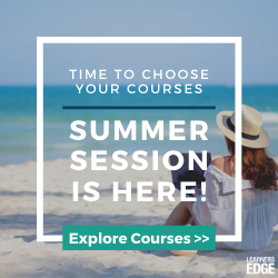 Summer Session is Here Blog Ad